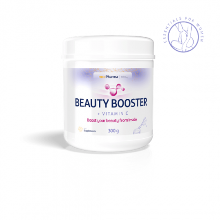 Beauty booster s vitaminem C