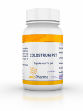 Colostrum pet